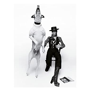 Publicity Shot for Diamond Dogs (Limited Edition Print)