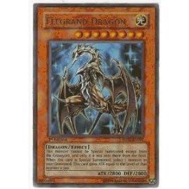 Felgrand Dragon - Rise of the Dragon Lords Structure Deck - Ultra Rare