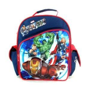 marvel avengers para ni os peque os de 12 mochila con el capit n