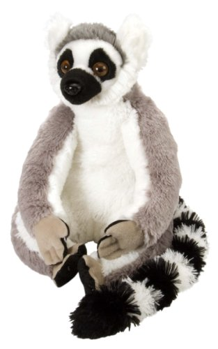 "Wild Republic Cuddlekins 12"" Ring Tailed Lemur"