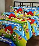 Hav Angry Bird print AC Blanket/ Dohar for Kids