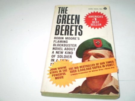 The Green Berets by Robin Moore