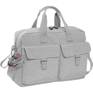 Amazon.com : Kipling New Baby L (Silver Grey) : Diaper Tote Bags : Baby