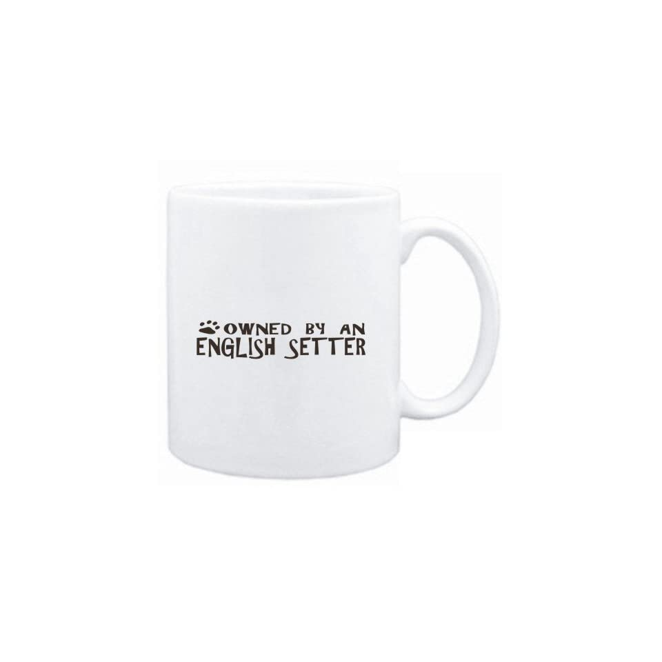 Mug White  OWNED BY English Setter  Dogs
