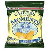 Smiths Cheese Flavoured Moments 28g x Case of 24
