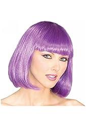 Super Model Wig - Mardi Gras Accessory