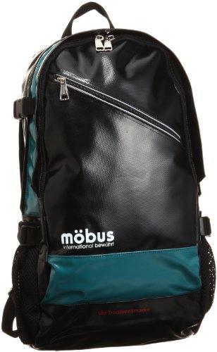 [モーブス] mobus ターポリン バックパック  MBX105 BK/GREEN (BK/GREEN)