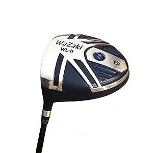 Japan Wazaki WL-II Titanium 460cc USGA PGA Rule Golf Club Driver +Leather Cover
