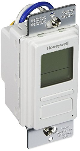 Honeywell PLS750C1000 The Old Ti072-3W Timer Switch with Sunrise Sunset Single or 3 Way Neutral Required (2 Pack) (Honeywell Timer Switch 3 Way compare prices)