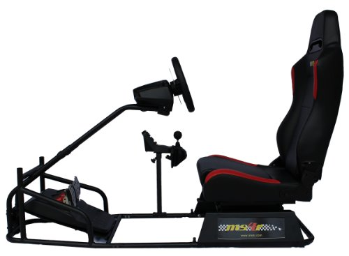 MS4R Home Racing Simulator 30% off compatible xbox one and ps4 NEW 2014 Model (Racing Wheel and pedals not included) image