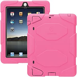 Griffin Survivor Pink : Extreme iPad Protection for Ladies
