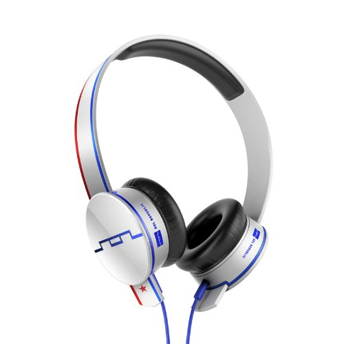 Sol Republic 1291-Us Anthem Tracks Hd On-Ear Headphones