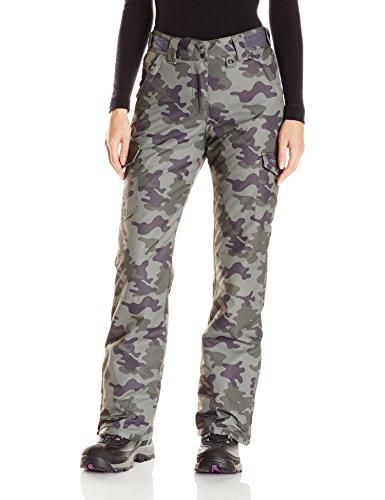 Arctix Women's Snowsports Cargo Pants, Green Camo, Medium (Womens Insulated Camo Boots compare prices)