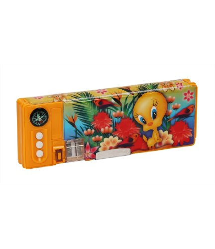 Tweety Tweety Plastic Pencil Case