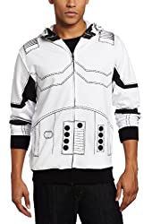 Star Wars Men's I am a Trooper Fleece Hoodie