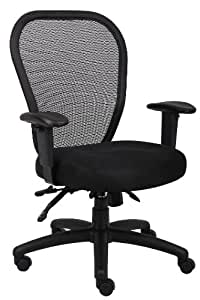 Boss, B6008 with 3 Paddle Mechanism Task Chair
