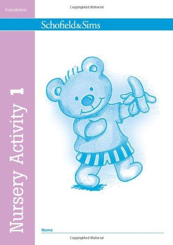 Nursery Activity Book 1: Bk. 1
