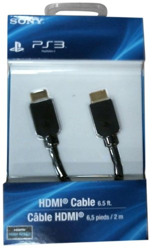 High Speed HDMI Cable – Playstation 3