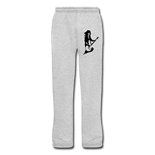 [Joan Jett Red Tall Sweatpants Long Man Sweat Pants Jogger Denim] (Joan Jett Wigs)