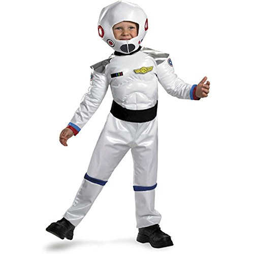 Blast Off Astronaut Kids Costume - 4-6
