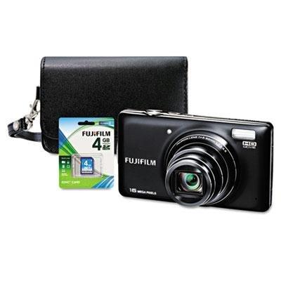 Fuji FinePix T400 Digital Camera Bundle, 16 MP,