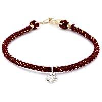 [チビジュエルズ] chibi jewels ミッドナイトブレスレット B053 Midnight Cord Bracelet