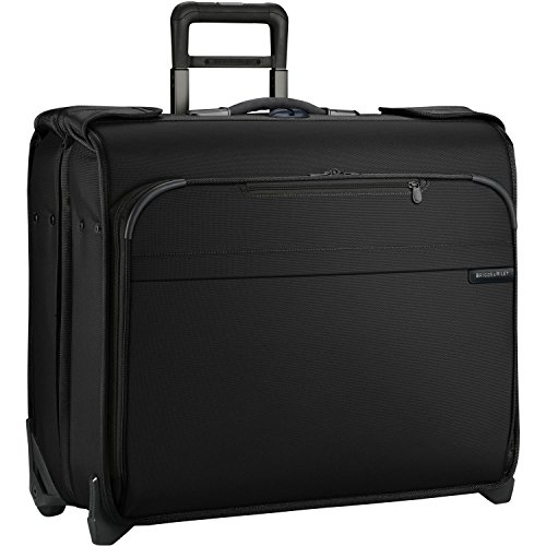 briggs-riley-baseline-deluxe-para-vestidos-sobre-ruedas-53-3-cm-unisex-negro