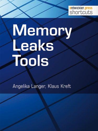 Memory Leaks Tools (shortcuts) (German Edition)