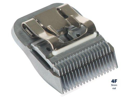Bild von: hundeschermaschine klinge A5 aus Stahl Deutsch kompatibel mit Oster Andis Wahl #4F Dog Clipper Blades