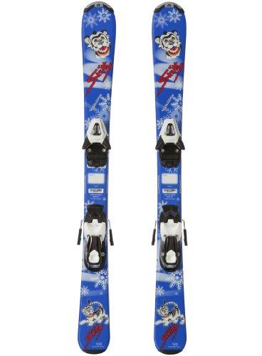 Tecno Pro Kinder Skiset Skitty + NTC 45 Bindung