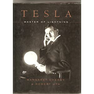 Click to buy Tesla Inventions: Tesla: Master of Lightning <b>Hardcover</b> from Amazon!