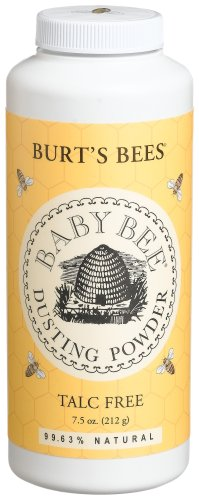 Burt's Bees Baby Bee Dusting Powder, Talc Free, 7.5-Ounce Bottles (Pack of 3) - 1