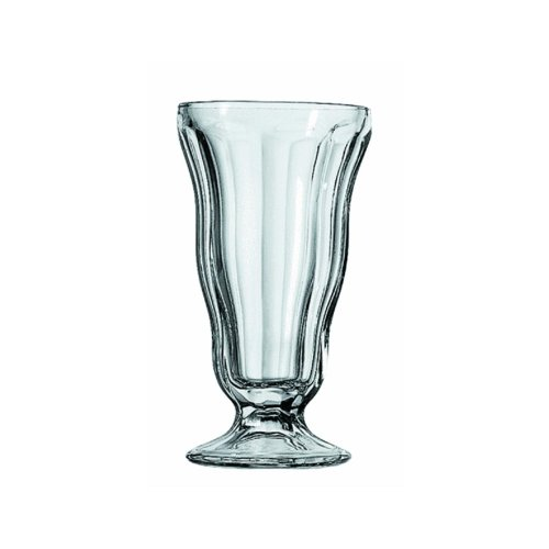 Anchor Hocking Classic Soda Fountain Glass, 12 Ounce (Pack of 4) (Soda Fountain Malt compare prices)
