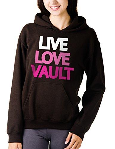 Live Love Vault Hoodie Sweatshirt
