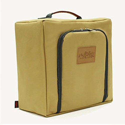 good bag waterproof foldable tophandle tote handbag