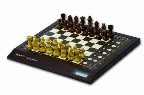 Novag carnelian ii chess computer