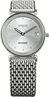 Jowissa Womens J2.026.L Strada Stainless Steel Silver Dial