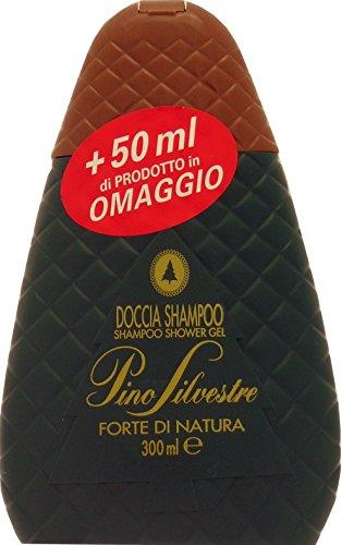12 x PINO SILVESTRE Doccia Shampoo Forte Di Natura 300 Ml