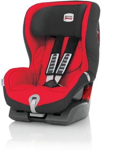 Britax King Plus Group 1 Car Seat (Olivia)