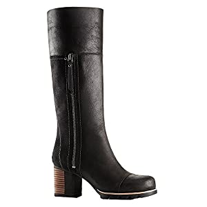 SOREL Addington Tall Black Women's Waterproof Boots