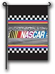 NASCAR Garden Flag - Garden Flag Nascar