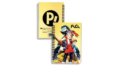 FLCL Crew Notebook