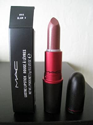 Cheapest MAC Lustre Lipstick - Viva Glam V by M.A.C. - Free Shipping Available