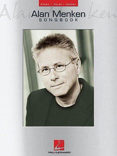 Alan Menken Songbook. For Pianoforte, Voce e Chitarra(con le griglie degli accordi)