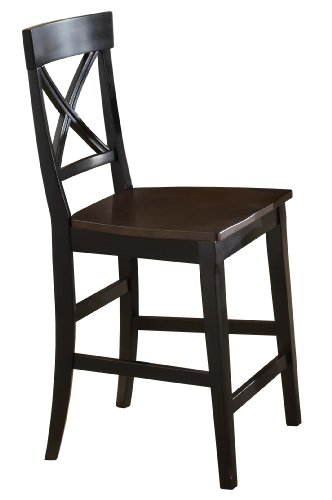 Hillsdale Englewood 24 Inch Counter Height Stool With