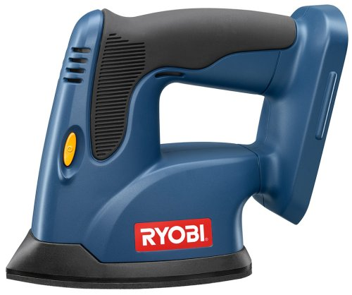 Factory-Reconditioned Ryobi ZRP400 One+ Corner Cat Finish Sander (Bare Tool)