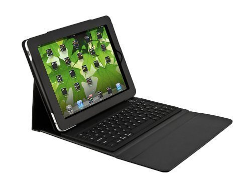 iPad2 Case  Bluetooth Keyboard for Apple iPad