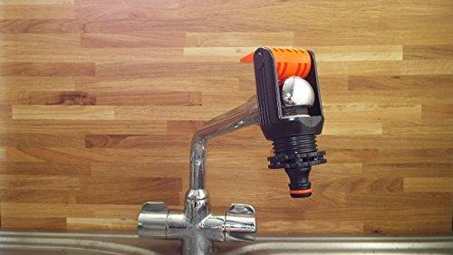 garden hose connector for kitchen tap BY BRADAS(FREE POSTAGE)