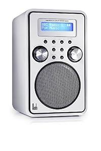 Roth DBT-001 DAB+/FM/Bluetooth Radio - White