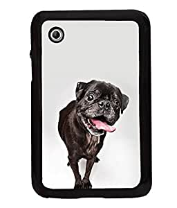printtech Cute Dog Back Case Cover for Samsung Galaxy Tab 2 7.0 P3100 , Samsung Galaxy Tab 2 (7.0)